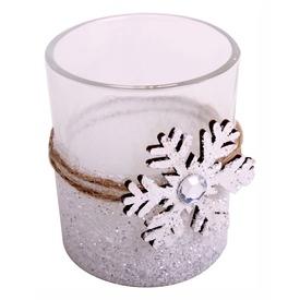 Ü. mécsestartó havas hópihe  Itt egy ajánlat található, a bővebben gombra kattintva, további információkat talál a termékről.