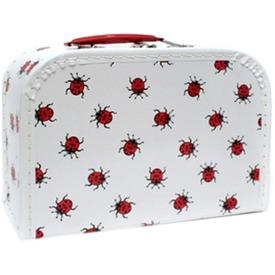 Katicabogár óvodás bőrönd