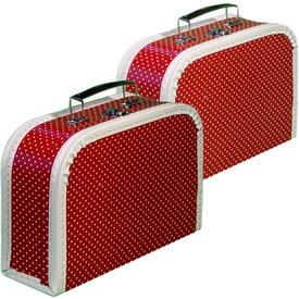 Pöttyös papír bőrönd Itt egy ajánlat található, a bővebben gombra kattintva, további információkat talál a termékről.