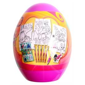 Trolls meglepetés tojás - nagy Itt egy ajánlat található, a bővebben gombra kattintva, további információkat talál a termékről.