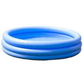 Háromgyűrűs medence - 114 x 25 cm, kék Itt egy ajánlat található, a bővebben gombra kattintva, további információkat talál a termékről.