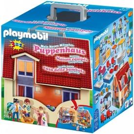 Playmobil Hordozható családi ház 5167