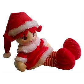 Karácsonyi Baba 35 cm DL