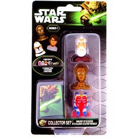 Star Wars: fejek 3 darabos készlet - többféle Itt egy ajánlat található, a bővebben gombra kattintva, további információkat talál a termékről.