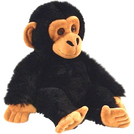 Plüss csimpánz 20 cm
