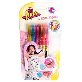 Soy Luna zselés toll 6 darabos készlet Itt egy ajánlat található, a bővebben gombra kattintva, további információkat talál a termékről.