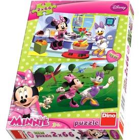 Minnie egér 2 x 66 darabos puzzle Itt egy ajánlat található, a bővebben gombra kattintva, további információkat talál a termékről.