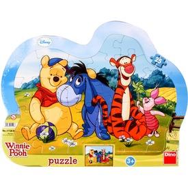 Micimackó 25 darabos puzzle Itt egy ajánlat található, a bővebben gombra kattintva, további információkat talál a termékről.