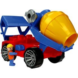 Truxx műanyag betonkeverő autó - 29 cm Itt egy ajánlat található, a bővebben gombra kattintva, további információkat talál a termékről.