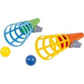 Tölcséres labdakilövő 2 darabos készlet - 12 cm Itt egy ajánlat található, a bővebben gombra kattintva, további információkat talál a termékről.