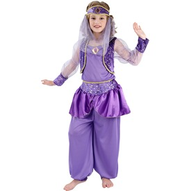 Arab táncosnő gyerekjelmez - 110-120-as méret Itt egy ajánlat található, a bővebben gombra kattintva, további információkat talál a termékről.