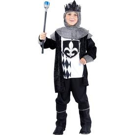Sakk király jelmez - 110-120, 120-130-as méret