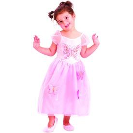 Pillangó hercegkisasszony gyerekjelmez - 92-104-es méret