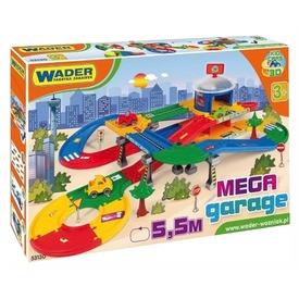 Wader Kid Cars 3D parkolóház - 5, 5 m
