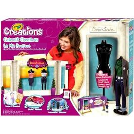 Crayola Creations: divatszalon Itt egy ajánlat található, a bővebben gombra kattintva, további információkat talál a termékről.