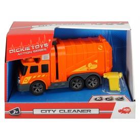 Dickie City Cleaner kukásautó - 15 cm