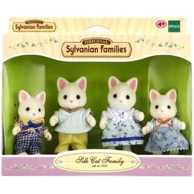 Sylvanian Families: Selyem cica család Itt egy ajánlat található, a bővebben gombra kattintva, további információkat talál a termékről.
