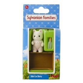 Sylvanian Families: Selyem cica bébi Itt egy ajánlat található, a bővebben gombra kattintva, további információkat talál a termékről.