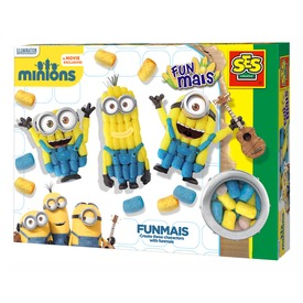 SES Minion Funmais 400 darabos kirakó