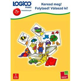 Logico Primo Keresd meg! Itt egy ajánlat található, a bővebben gombra kattintva, további információkat talál a termékről.