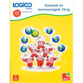Logico Primo Számok és menny 10-ig  Itt egy ajánlat található, a bővebben gombra kattintva, további információkat talál a termékről.