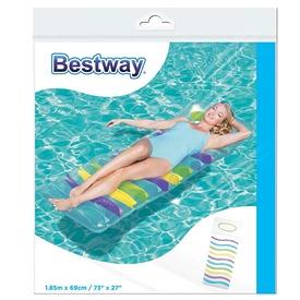 Bestway 43124 Csíkos matracágy - 185 x 69 cm