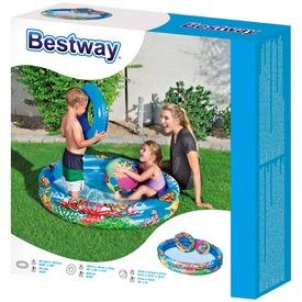 Bestway 51124 Gyűrűs medence kiegészítőkkel 122 cm