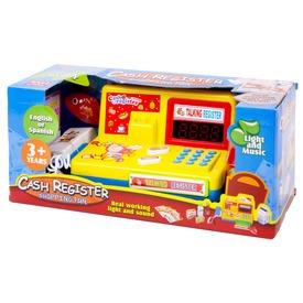 Pénztárgép kiegészítőkkel - sárga Itt egy ajánlat található, a bővebben gombra kattintva, további információkat talál a termékről.