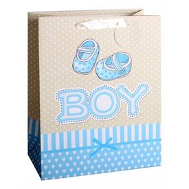 Papírtasak Bar. /kék Boy 32x26cm  Itt egy ajánlat található, a bővebben gombra kattintva, további információkat talál a termékről.