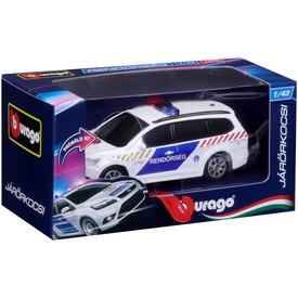 Bburago Ford Focus magyar rendőrautó - 1:43