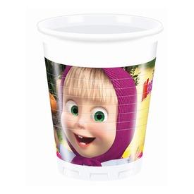 Masha műanyag pohár 8 darabos készlet - 2 dl Itt egy ajánlat található, a bővebben gombra kattintva, további információkat talál a termékről.