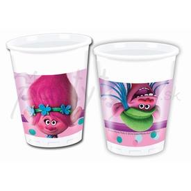 Trollok műanyag pohár 8 darabos készlet - 2 dl Itt egy ajánlat található, a bővebben gombra kattintva, további információkat talál a termékről.