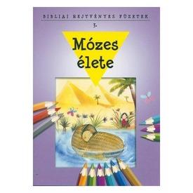 Mózes élete - Bibliai rejtvényes füzetek  Itt egy ajánlat található, a bővebben gombra kattintva, további információkat talál a termékről.