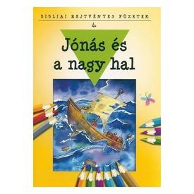 Jónás és a nagy hal - Bibliai rejtvényes füzet  Itt egy ajánlat található, a bővebben gombra kattintva, további információkat talál a termékről.