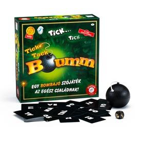 Tick Tack Bumm társasjáték Itt egy ajánlat található, a bővebben gombra kattintva, további információkat talál a termékről.