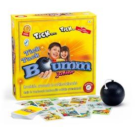 Piatnik: Tick Tack bumm Junior társasjáték Itt egy ajánlat található, a bővebben gombra kattintva, további információkat talál a termékről.