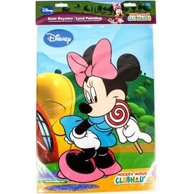 Minnie egér homokkép készítő - nagy Itt egy ajánlat található, a bővebben gombra kattintva, további információkat talál a termékről.