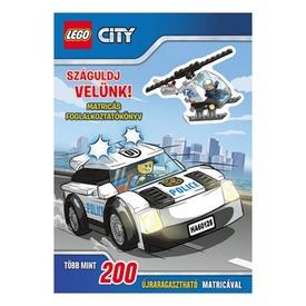 LEGO City - Száguldj velünk!  Itt egy ajánlat található, a bővebben gombra kattintva, további információkat talál a termékről.