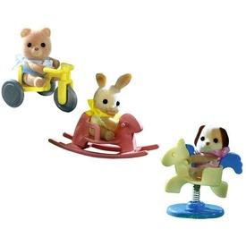 Sylvanian Families: Játszótéri játék - többféle Itt egy ajánlat található, a bővebben gombra kattintva, további információkat talál a termékről.