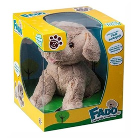 FADO interaktív kutyus JLI Itt egy ajánlat található, a bővebben gombra kattintva, további információkat talál a termékről.