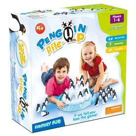 Pingvinek a jéghegyen társasjáték Itt egy ajánlat található, a bővebben gombra kattintva, további információkat talál a termékről.