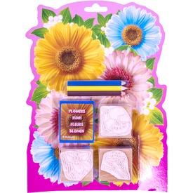 Virágok 3 darabos nyomdajáték színes ceruzákkal Itt egy ajánlat található, a bővebben gombra kattintva, további információkat talál a termékről.