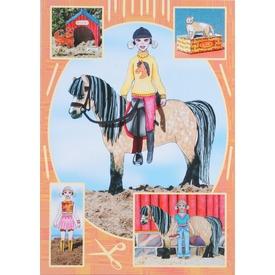 Öltöztető ló füzet Itt egy ajánlat található, a bővebben gombra kattintva, további információkat talál a termékről.