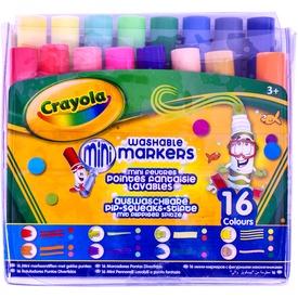 Crayola különleges hegyű filctoll 16 darabos készlet Itt egy ajánlat található, a bővebben gombra kattintva, további információkat talál a termékről.