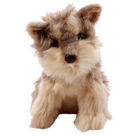 Yorkshire terrier plüssfigura - 20 cm