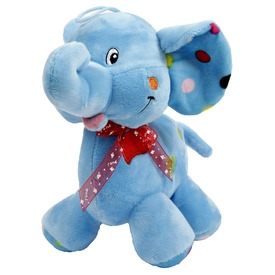 Elefánt csörgő plüssfigura - 22 cm, többféle Itt egy ajánlat található, a bővebben gombra kattintva, további információkat talál a termékről.