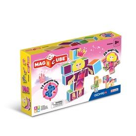 MAGICCUBE Mágneses kockaépítő - Hercegnők GEO Itt egy ajánlat található, a bővebben gombra kattintva, további információkat talál a termékről.