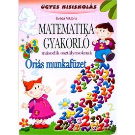 Óriás munkafüzet Matematika gyakorló 2. osztályos Itt egy ajánlat található, a bővebben gombra kattintva, további információkat talál a termékről.