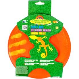 Chameleon színváltós frizbi - többféle Itt egy ajánlat található, a bővebben gombra kattintva, további információkat talál a termékről.