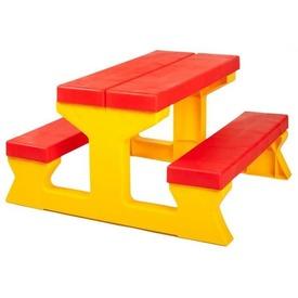 Kerti gyerekpad és asztal - többféle